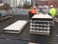 Permanent Formwork Walls delivered - Duo Apartments - Spencer Street, Melbourne VIC