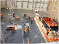 Basement Slab Preparation - Helio Apartments - North Melbourne VIC