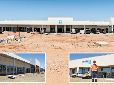 Broken Hill Plaza Shopping Centre