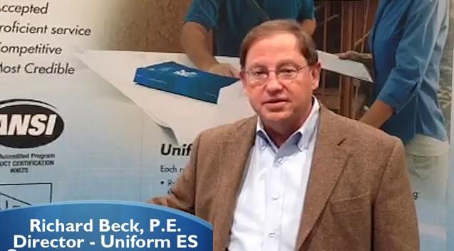 Richard Beck - Director - Uniform ES