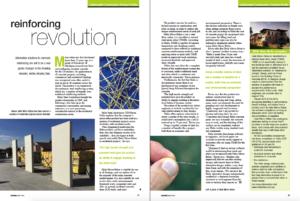 HIA Housing Magazine - Reinforcing Revolution (May 2016)