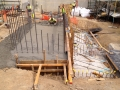 Core Raft Footing - Duo Apartments - Spencer Street, Melbourne VIC
