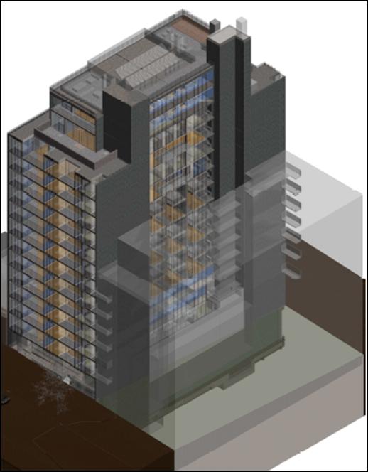 Concept - Helio Apartments - North Melbourne VIC