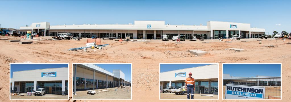 Broken Hill Plaza Shopping Centre