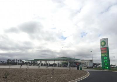 BP Service Centre - Western Highway Inbound - Melton VIC