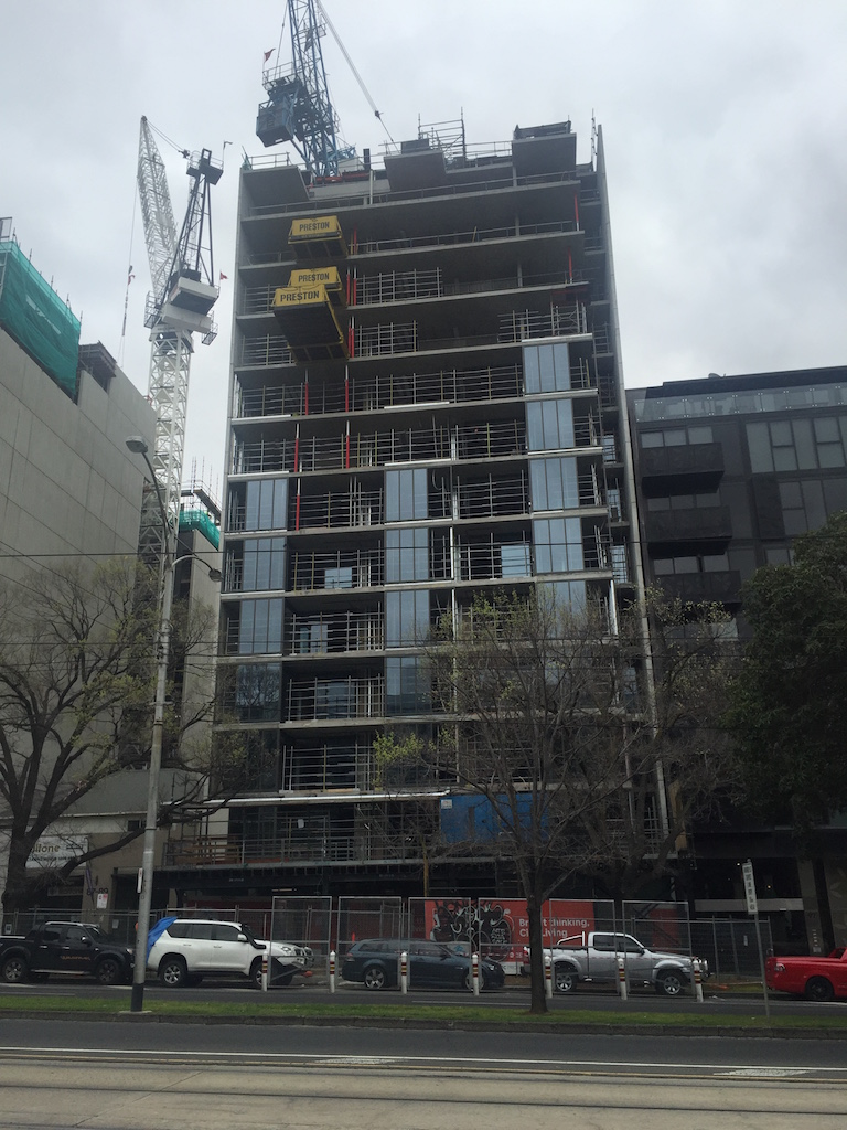 Helio Apartments - Flemington Road North Melbourne VIC