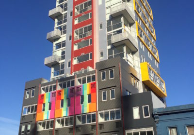 Duo Apartments - Spencer Street Melbourne
